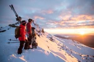 New Zealand Traveller - A Family Ski Escape Wanaka, Winter Wonderland