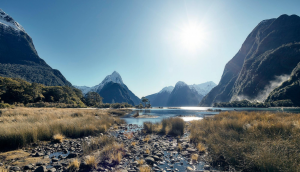 Otago and Milford Sound - Luxury Lodge Package