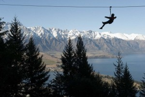 New Zealand Traveller - Queenstown For the Young at Heart