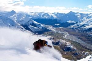 New Zealand Traveller - A Winter Ski Escape Wanaka, White Mountains & Ski Slopes
