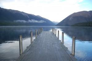 New Zealand Traveller - Nelson Lakes & Marlborough